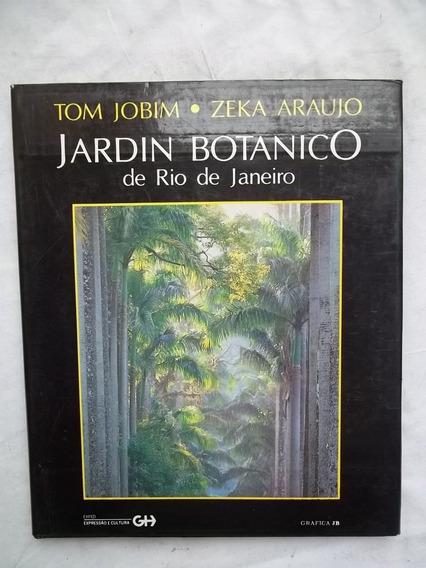 *jardim Botanico De Rio De Janeiro - Tom Jobim - Zeka Araujo