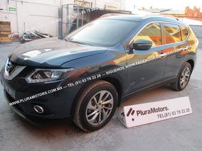 Nissan X-trail 2016 Advance 5 Pas 2.5 L Eléctrica $ 299,000