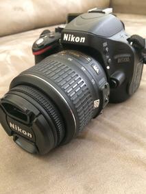 Câmera Digital Nikon D-5100 Com 11.732 Cliques