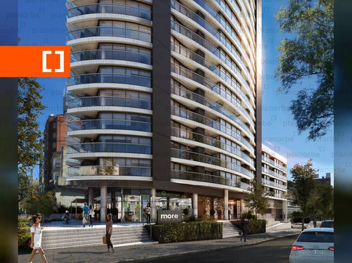 Venta De Apartamento Obra Construcción 1 Dormitorio En Buceo, More Buceo Unidad 307