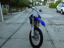 Yamaha Cross 250 Año 2015, 50 Horas De Uso, Impecable, Neva.