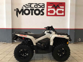 Can-am Outlander Xt 650 Demo!!