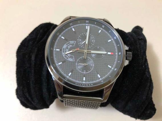 Relógio Tommy Hilfiger Masculino Aço - 1791613 Usado