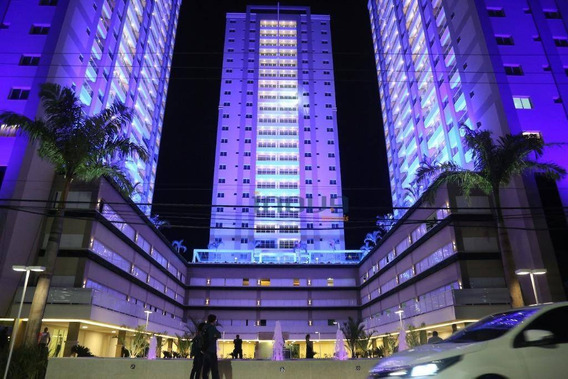 Apartamento Com 2 Dormitórios À Venda, 54 M² Por R$ 436.000 - Fátima - Fortaleza/ce - Ap0082