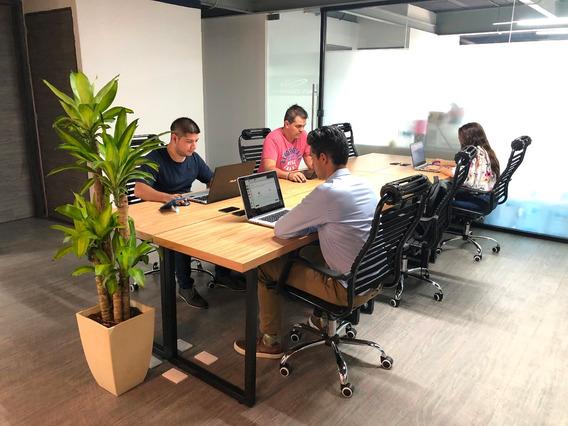 Coworking En Insurgentes, Oficinas Virtuales, Sala De Juntas