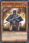 Skilled Dark Magician - Ledd-ena06 - Common