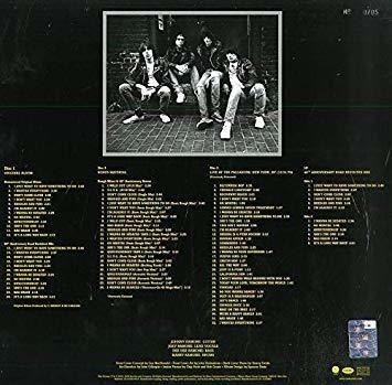 Ramones Road To Ruin With Lp Deluxe Edition Cd X 3 + Lp Viny
