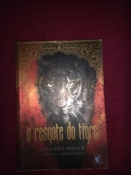 Livro O Resgate Do Tigre Promoção
