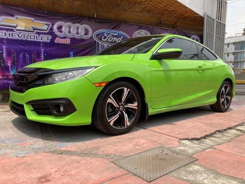 Imagen 1 de 12 de Honda Civic Coupe, Mod. 2016