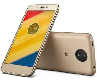 Celular Motorola C Plus Xt1724 -5 - 16gb Dual Sim 4g Lte Dor