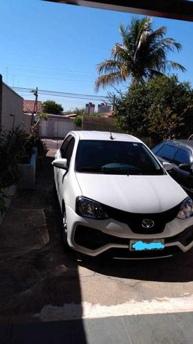 Toyota Etios 2020 1.5 X Plus 16v Aut. 5p