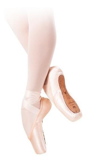 Zapatillas De Punta Ballet Danza Sansha Fr Duval Strong