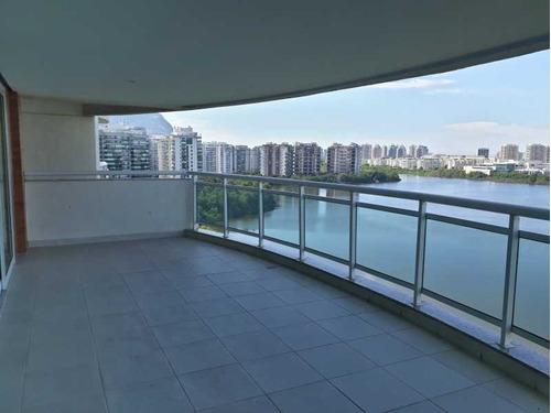 Imagem 1 de 15 de Apartamento-à Venda-barra Da Tijuca-rio De Janeiro - Svap40041