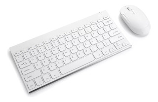 Combo Teclado Slim Y Mouse Inalambrico Wireless Dn-h263