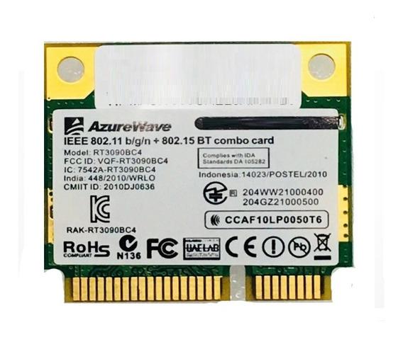 Mini Pci Wifi Wireless +bt Rt3090bc4 Lg X170 P42 P43 P430