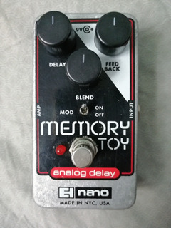Pedal Memory Toy