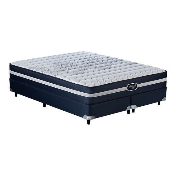 Colchón Sommier Simmons Beautyrest Recharge Supreme 200x180