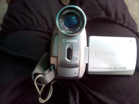 Video Camara Canon Zr85