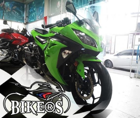 Ninja 300 2014, Recibimos Tu Moto/carro, Bikers!!!