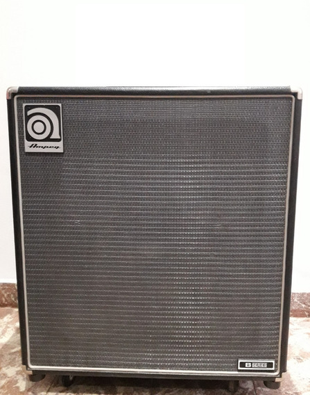 Ampeg Caja Bajo 4 X 10 + Driver Bseries B410he