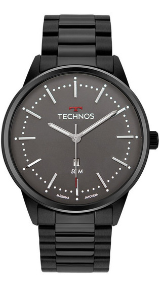 Relógio Technos - Masculino - 2015cdw4c - Preto