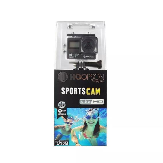Filmadora Esportiva Hd 1080p Wifi Sch-003 Hoopson