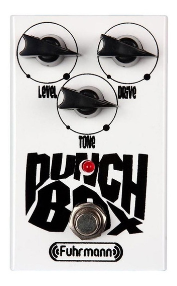 Pedal Fuhrmann Punch Box Cabo