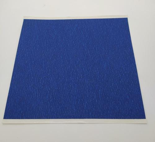 Imagen 1 de 2 de Base Cinta Azul Para Cama Caliente Impresora 3d 20cm X 20cm