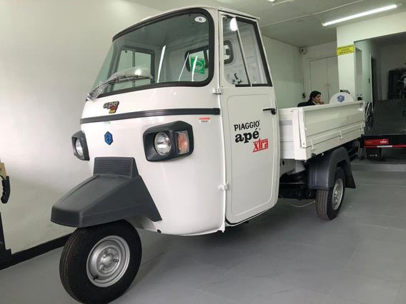 Motocarro Piaggio Carguero Pick Up Diesel