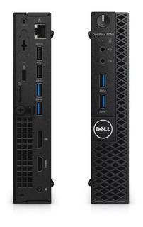 Mini Pc Dell 3050 I3-7100 7ª Ger Ssd 240gb 8gb Memo Wind 10