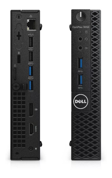 Mini Pc Dell 3050 I3-7100 7ª Ger Ssd 240gb 8gb Memo Wind 10
