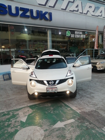 Nissan Juke Advance Navi 2017