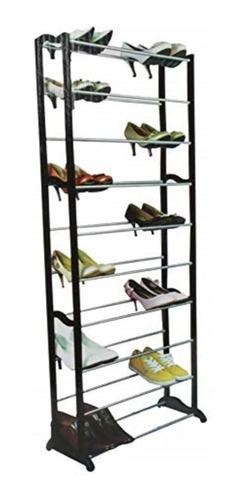 Imagen 1 de 5 de Organizador De Zapatos Para 30 Pares Excelente Estilo
