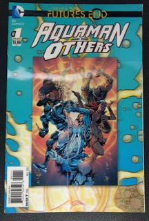 Dc Comics Ingles Aquaman Y Los Otros No.1 Portada 3d