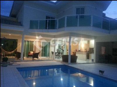 Casa Residencial À Venda, Condomínio Portal Dos Ipês, Indaiatuba - Ca0492. - Ca0492