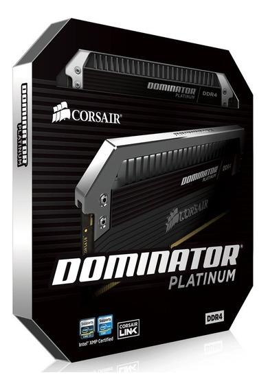 Corsair Dominator Platinum 16gb (2x8gb) Ddr4 3000mhz C15