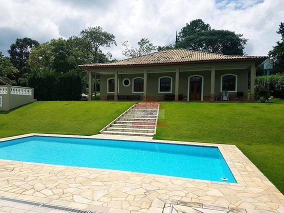 Excelente Casa Térrea Com Amplo Quintal Gramado - 04 Dormitórios (2 Suítes) - Ca0869