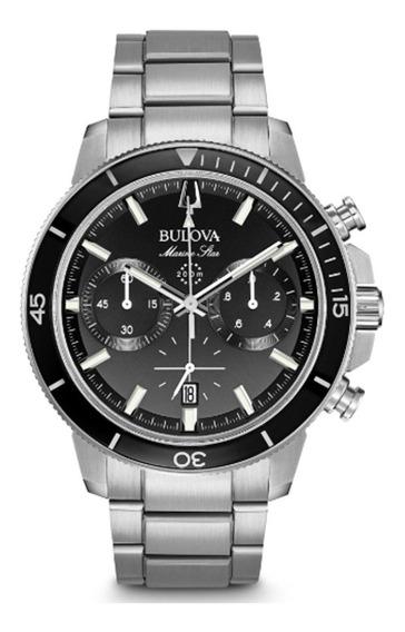 Relógio Bulova Masculino Marine Star Chronograph 96b272