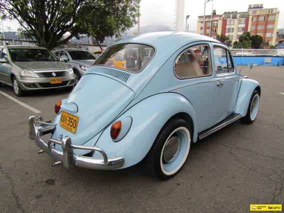 Volkswagen Escarabajo Aleman 1500