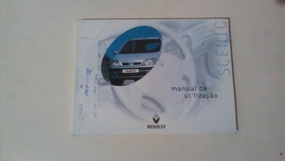 Manual Do Proprietário Renault Scenic 2005