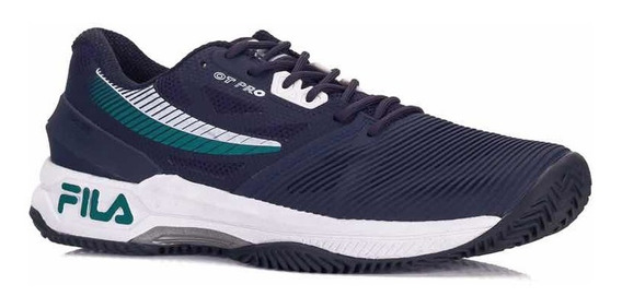 Zapatillas Fila Ot Clay Azul Del 41 Al 48!!
