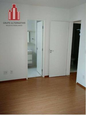 Apartamento Residencial Para Locação, Vila Miriam, Guarulhos. - Ap0064