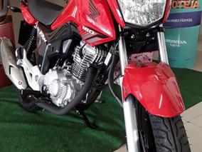 Honda Cg 160 Fan Esdi Injeção Eletronica Flex Pianel Digital