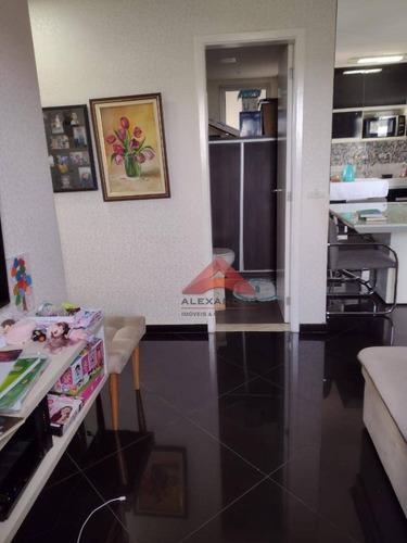Imagem 1 de 20 de Apartamento À Venda, 59 M² Por R$ 223.000,00 - Parque Residencial Flamboyant - São José Dos Campos/sp - Ap4107