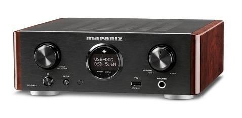 Amplificador De Fones De Ouvido Marantz Hd-dac1