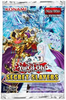 Yu Gi Oh Secret Slayers Booster Pack Magic4ever