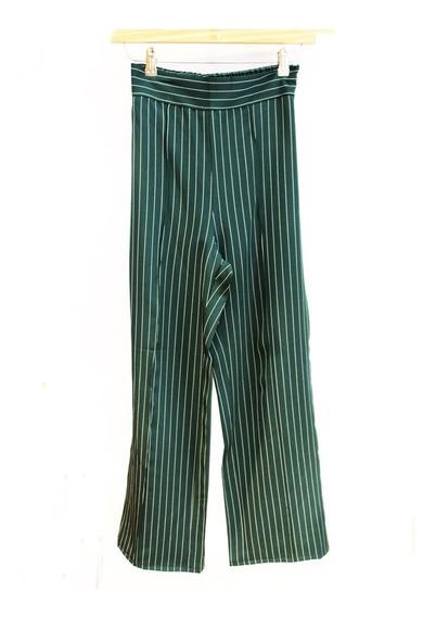 Pantalón Tiro Alto Mujer (8893)