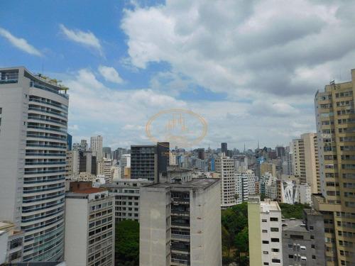Apartamento  Com 1 Dormitório(s) Localizado(a) No Bairro República Em São Paulo / São Paulo  - 17257:924655
