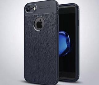 Case iPhone 7/8 Anti Impacto Azul Marinho