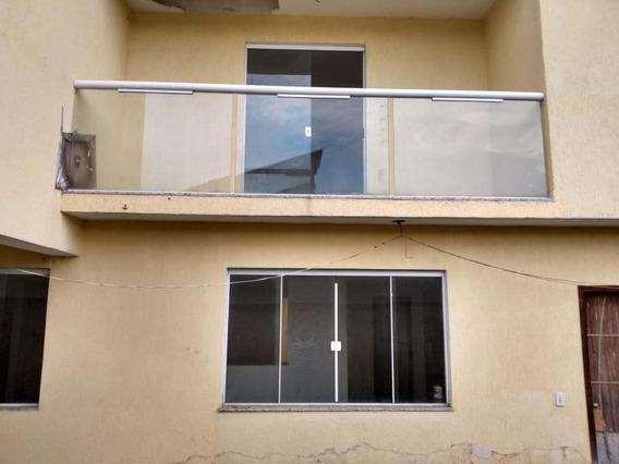 Casa Em Vila Maria Helena, Duque De Caxias/rj De 80m² 3 Quartos À Venda Por R$ 90.000,00 - Ca378679